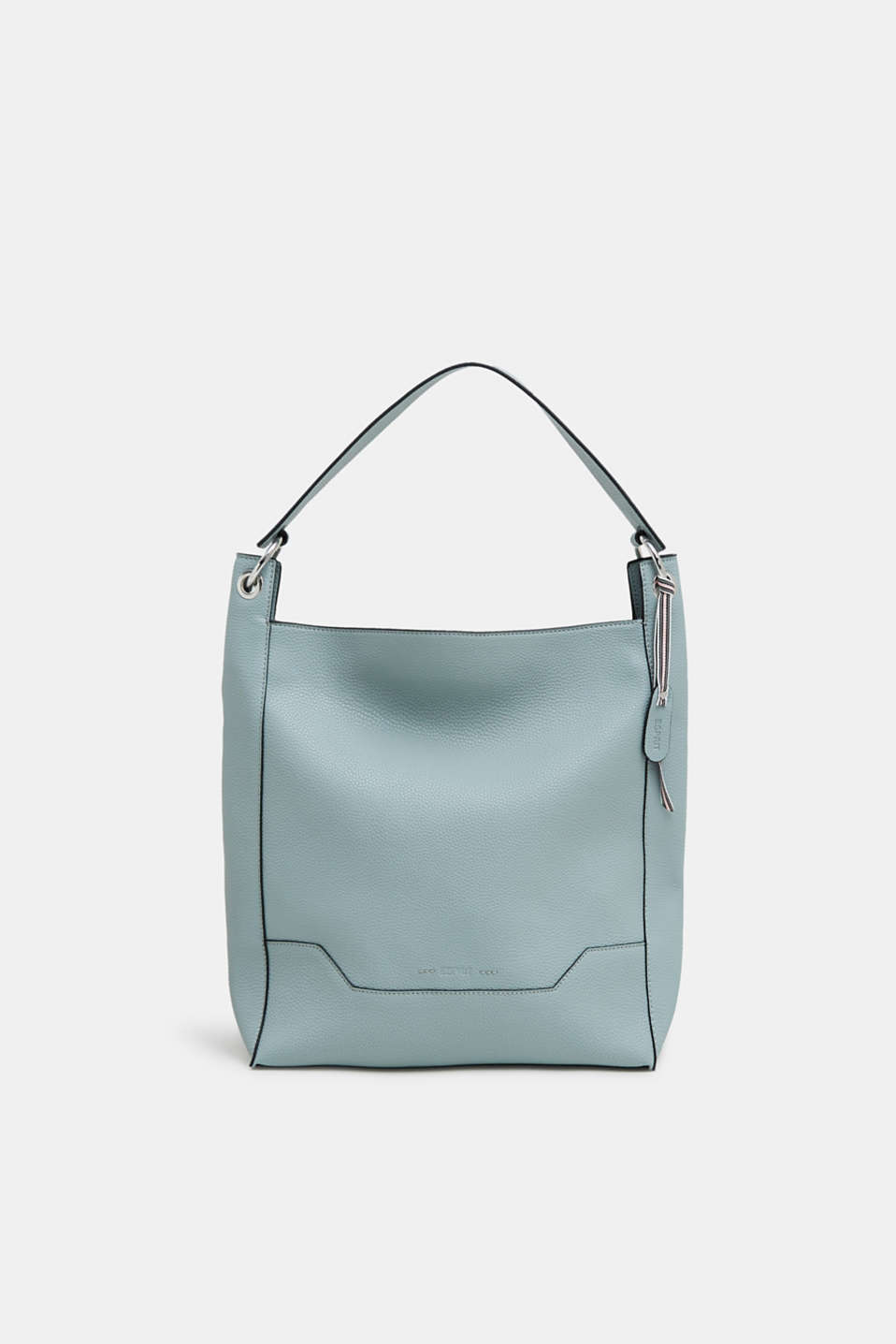 Esprit - Hobo Bag in Leder-Optik