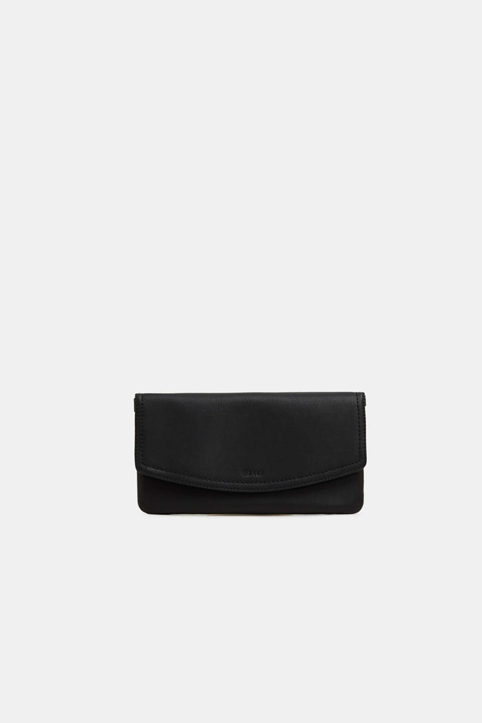 Esprit - Faux leather clutch