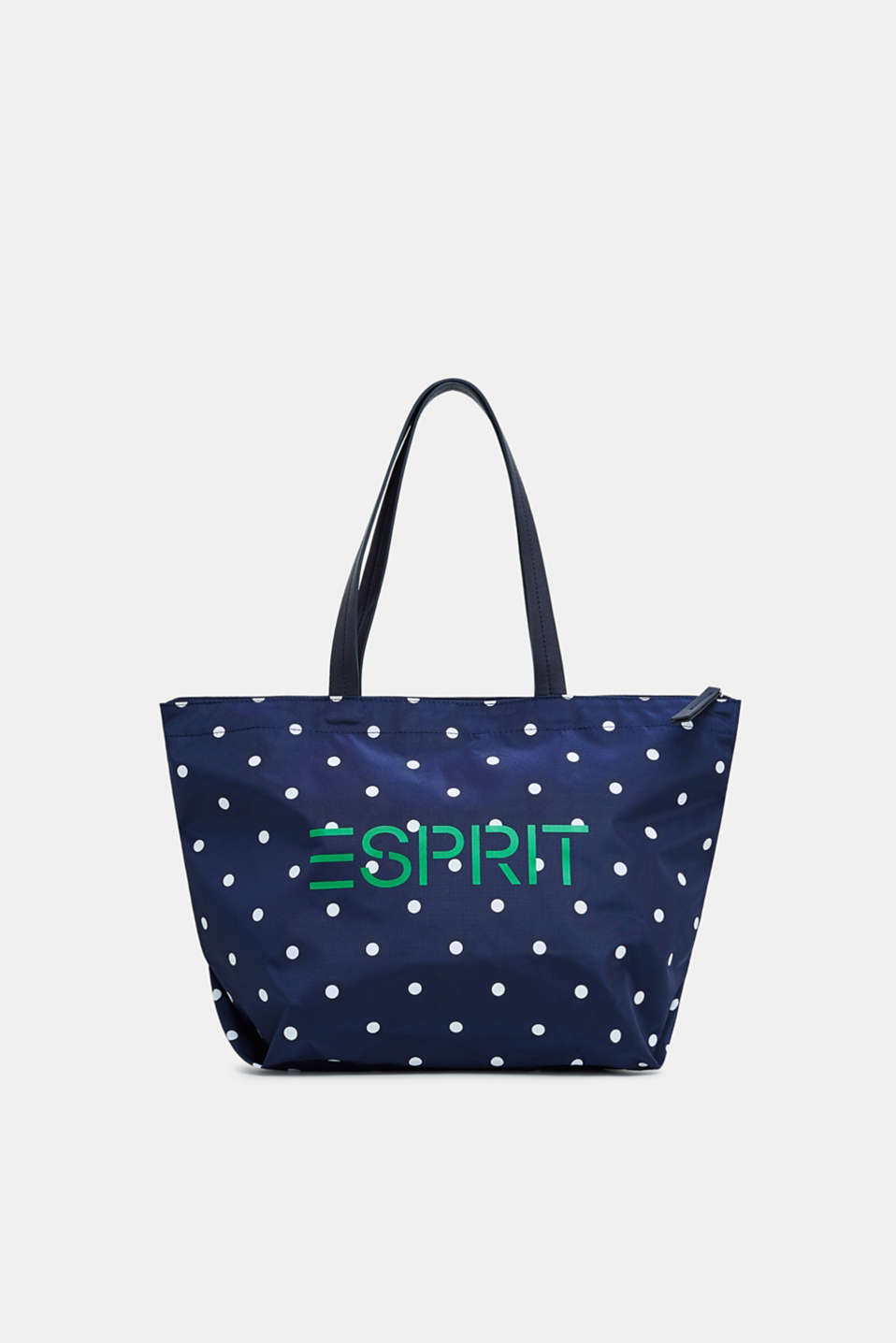 Esprit - Bolso shopper con logotipo estampado