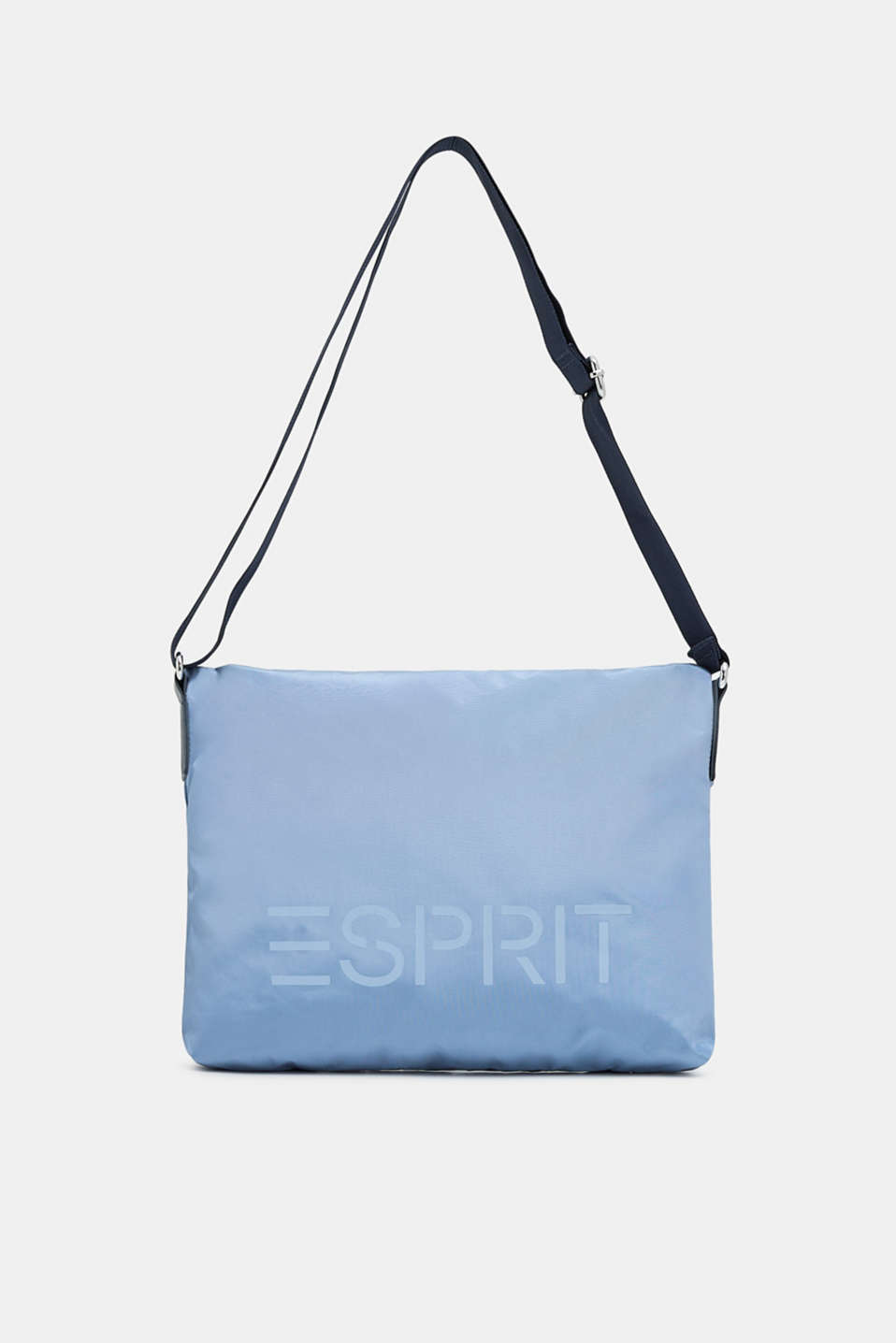 Esprit - Shoulder bag with logo, made of nylon