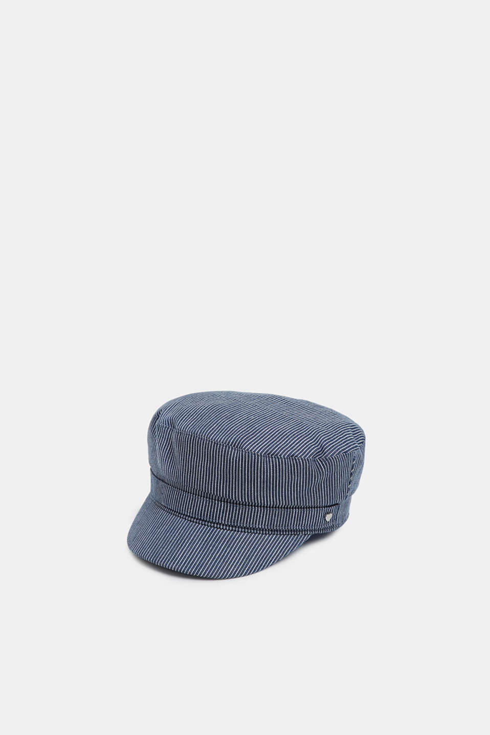Esprit - Sailor's cap with stripes