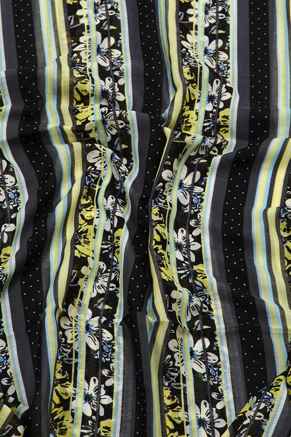 Shawls/Scarves, GREY, detail image number 2