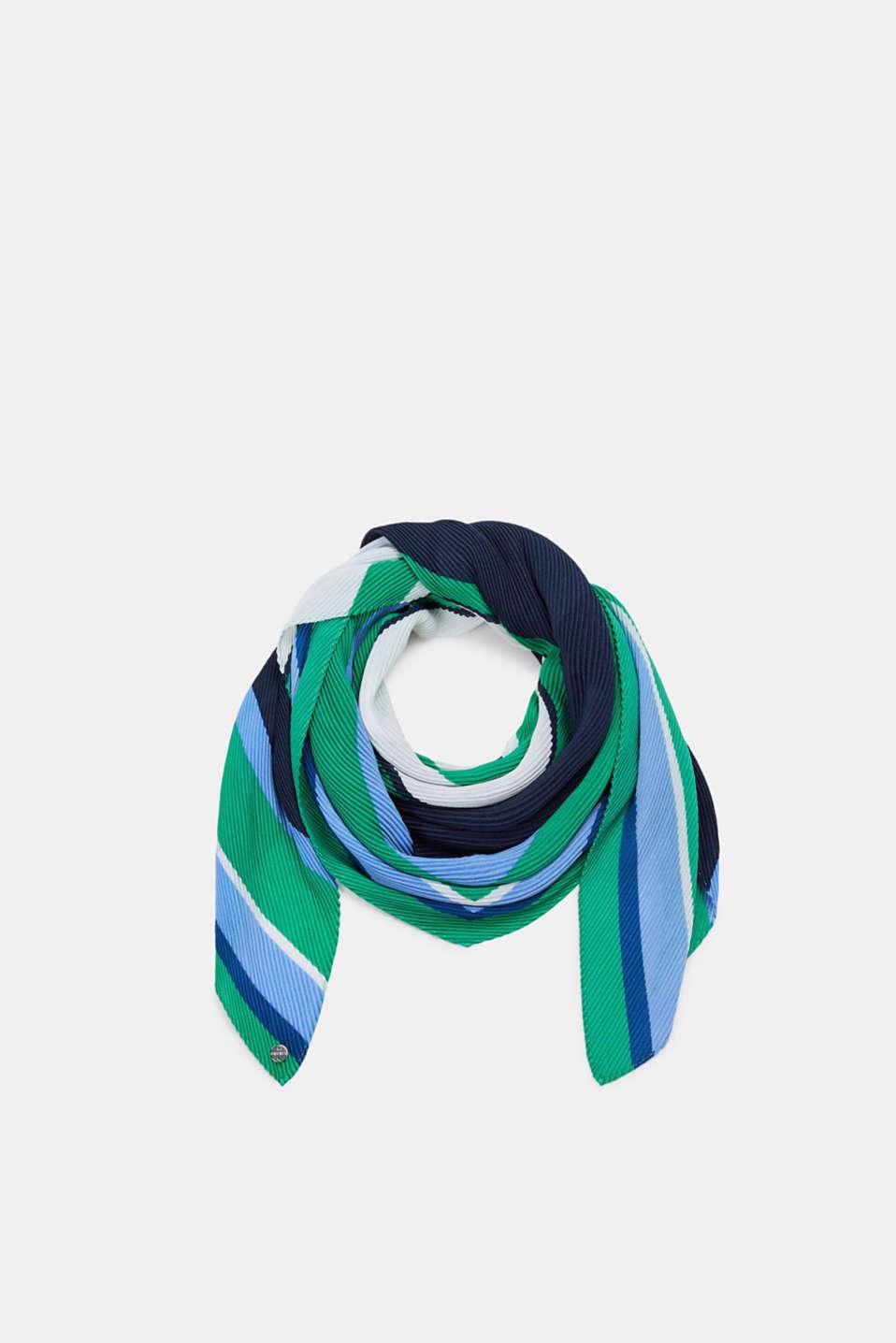 Shawls/Scarves, GREEN, detail image number 0