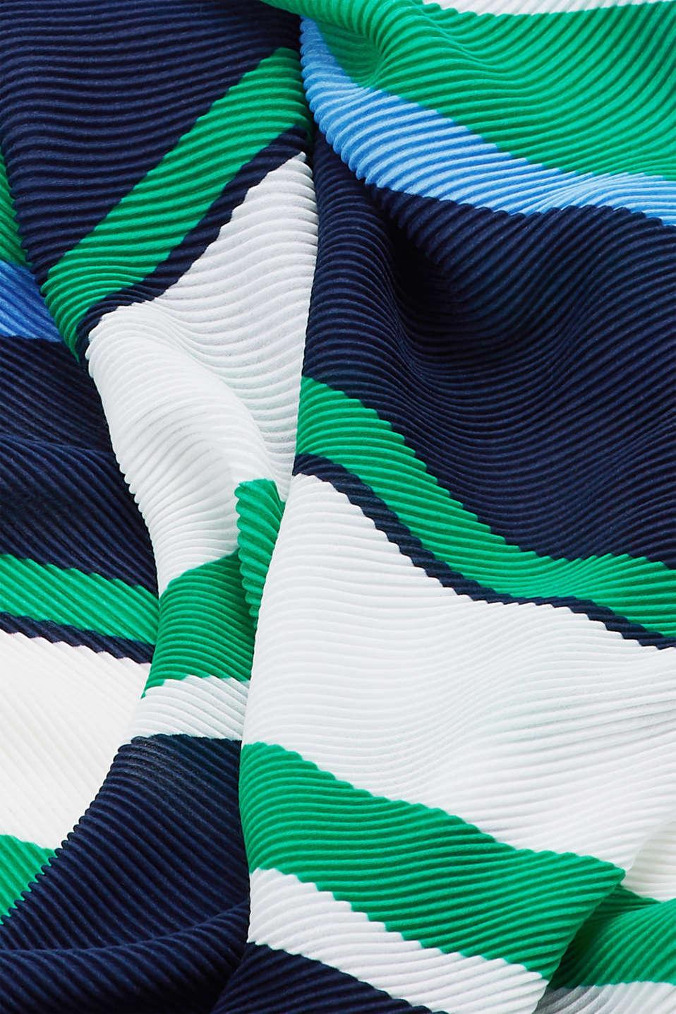 Shawls/Scarves, GREEN, detail image number 2