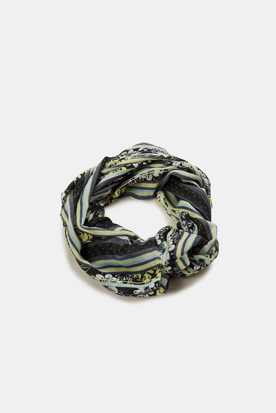 Esprit - Mixed pattern scarf