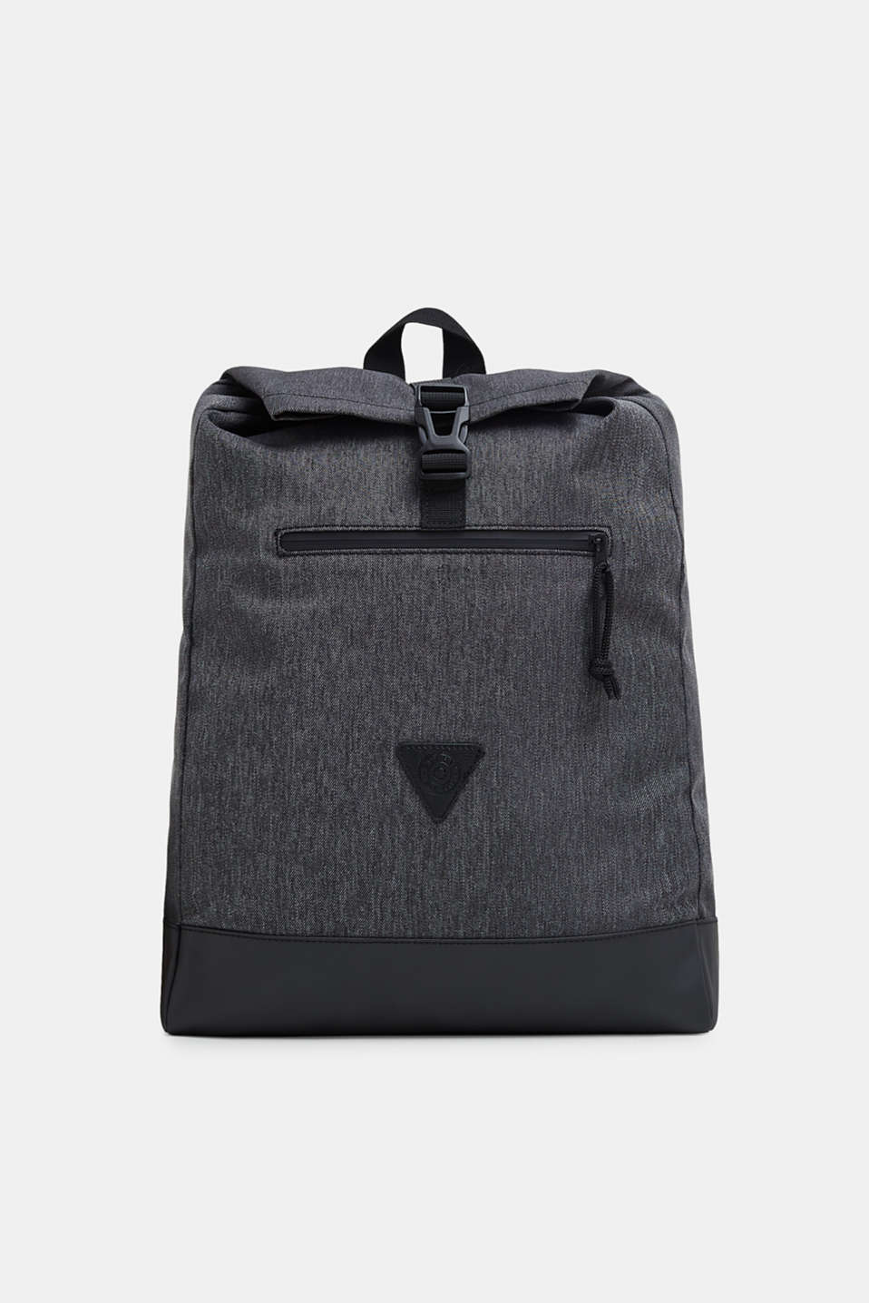 Esprit - Rucksack in textured nylon