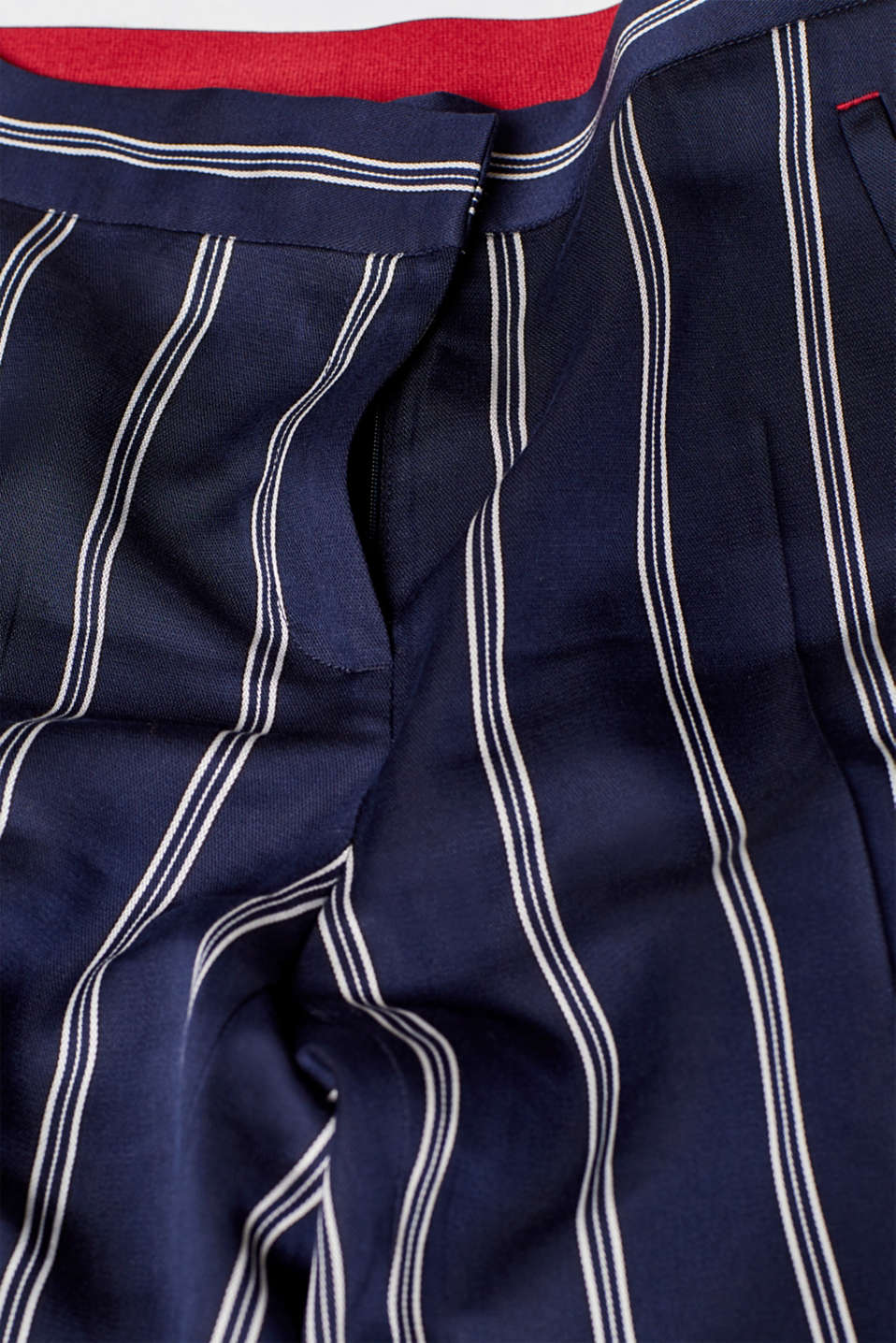 Pants woven, NAVY, detail image number 3