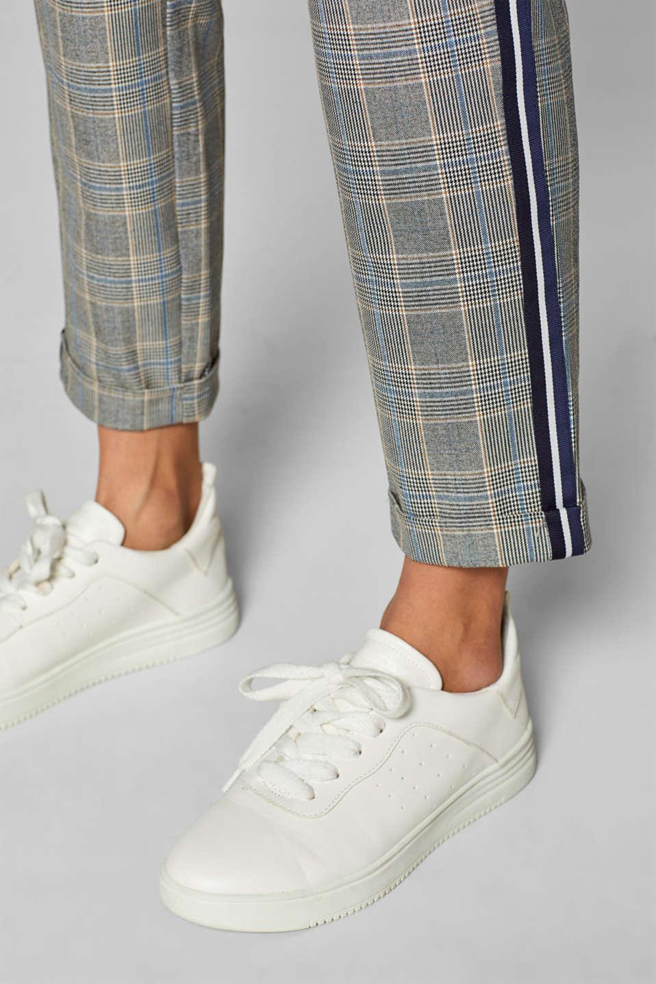 Pants woven, MEDIUM GREY, detail image number 5