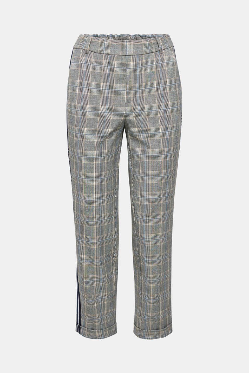 Pants woven, MEDIUM GREY, detail image number 8