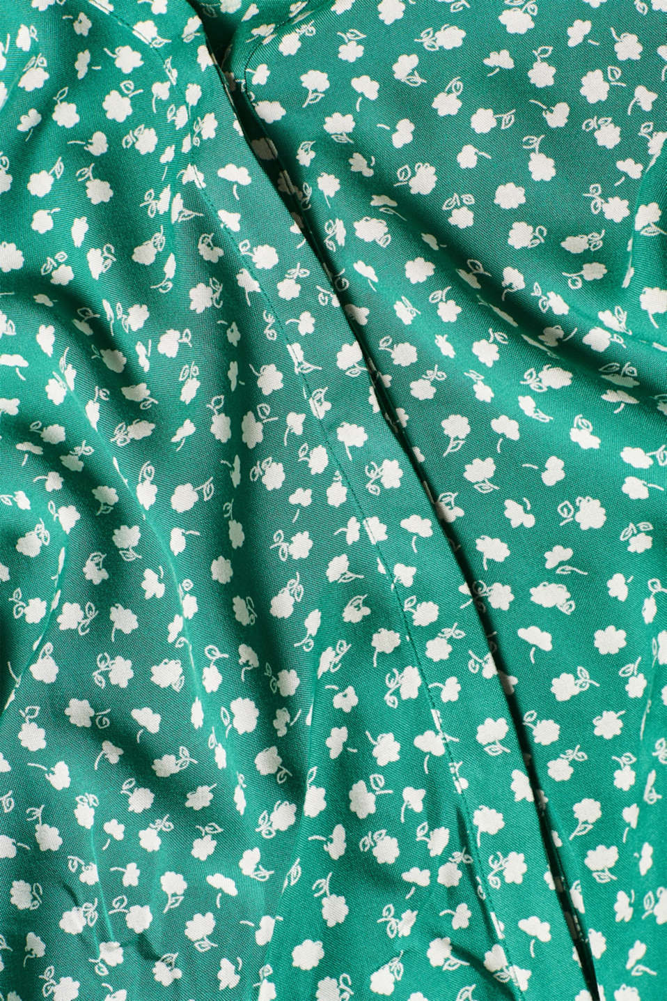 Blouses woven, GREEN, detail image number 4
