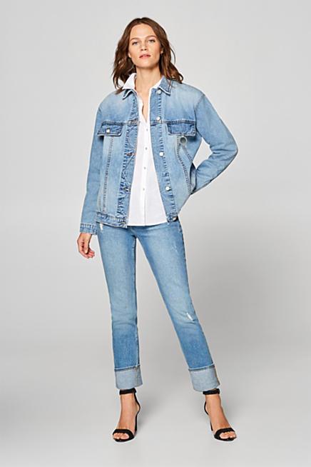 5beb510f0c460 Esprit   Vestes en jean à acheter sur la Boutique en ligne