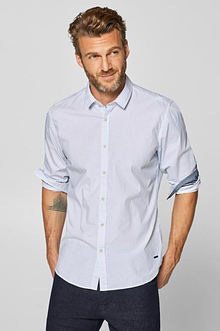 3109d5fe564ad Shirt with an all-over print