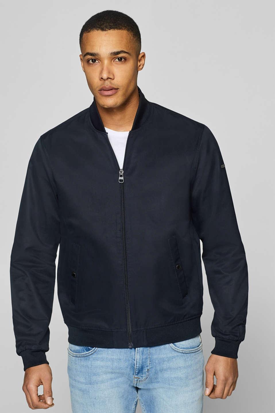 Esprit - Twill bomber jacket