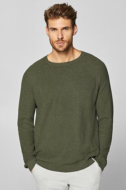 Esprit  Jerséis de punto para hombre - Comprar en la Tienda Online f4c48bd0d60d
