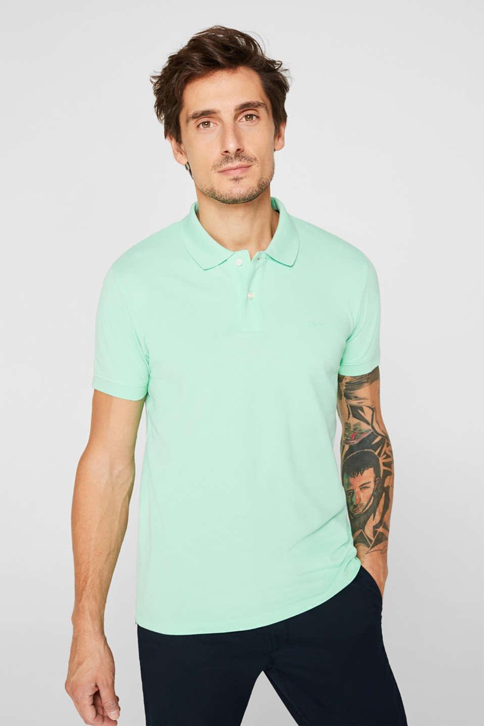 Esprit Koszulka polo z piki, 100% bawełny w naszym sklepie