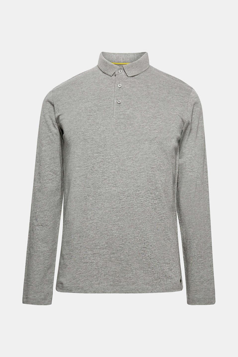 Polo shirts, MEDIUM GREY, detail image number 5