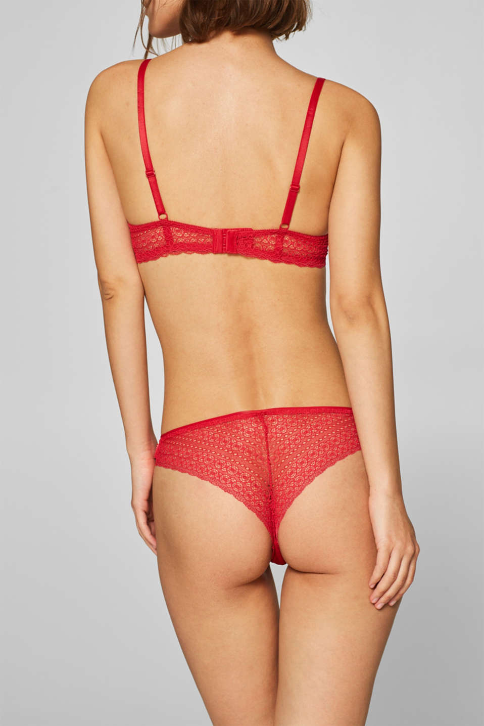 Bottoms, RED, detail image number 2