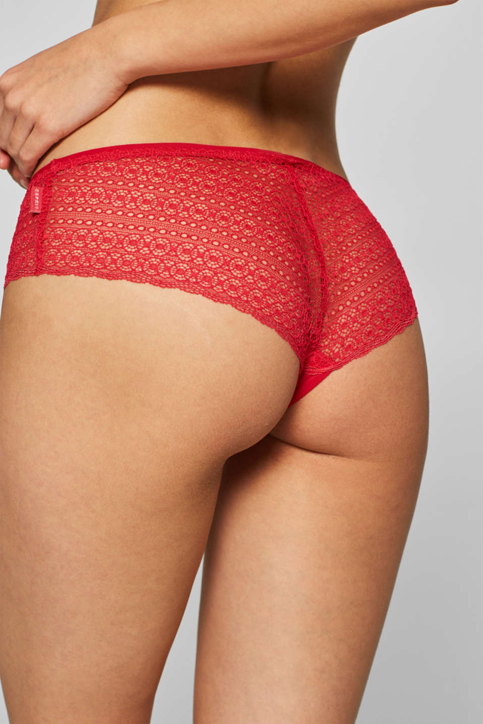 Bottoms, RED, detail image number 3