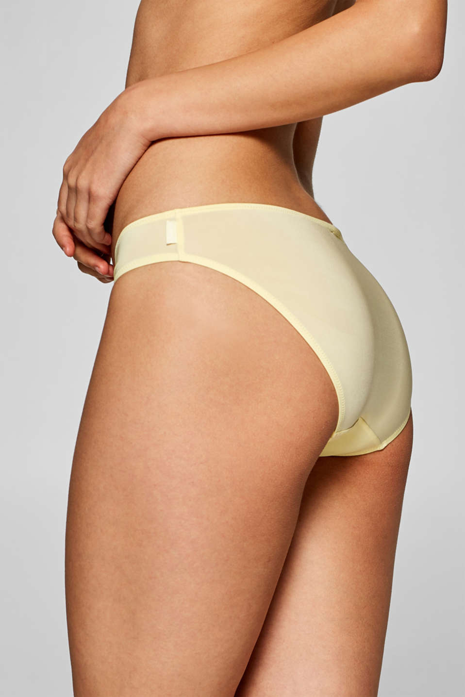 Bottoms, LIME YELLOW, detail image number 3