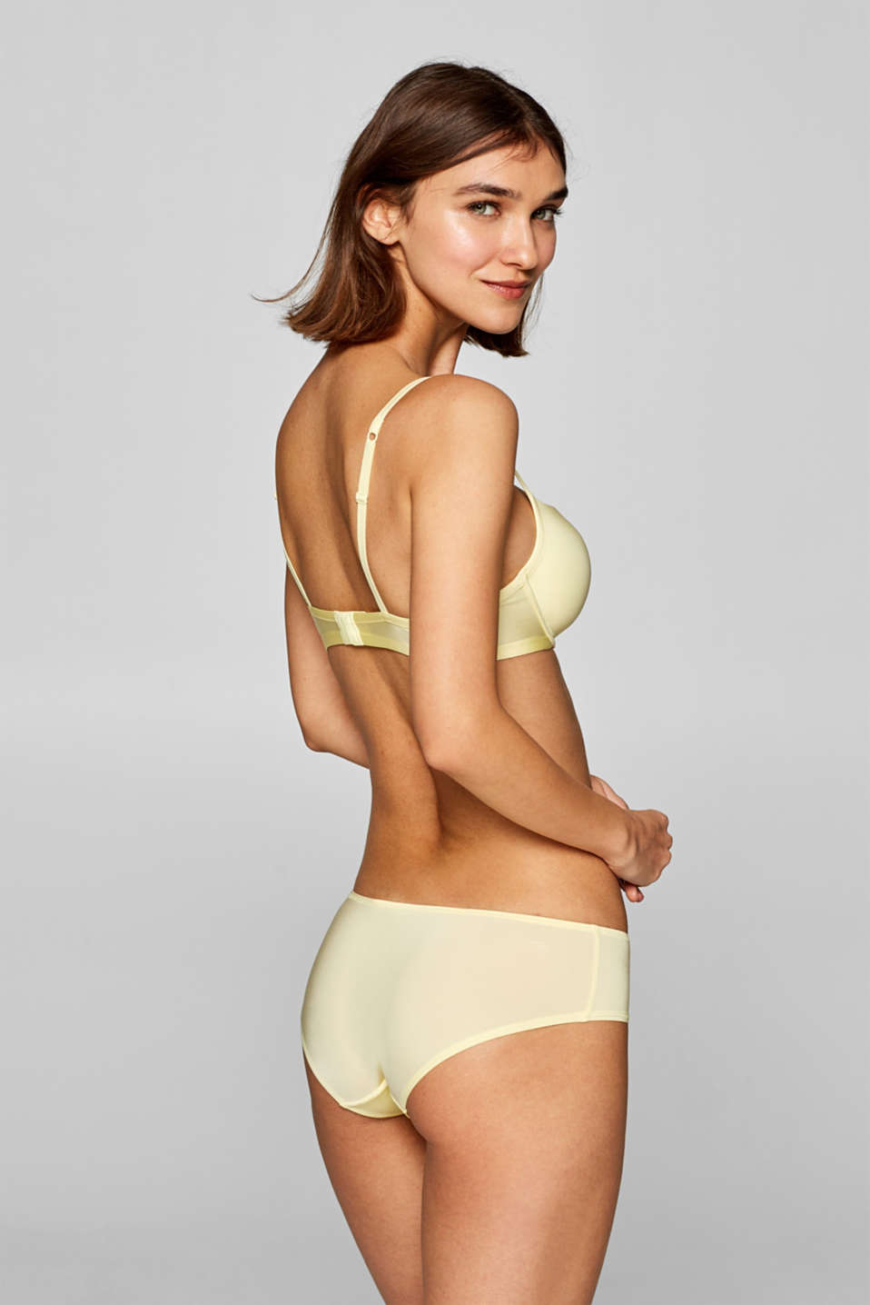 Bottoms, LIME YELLOW, detail image number 2