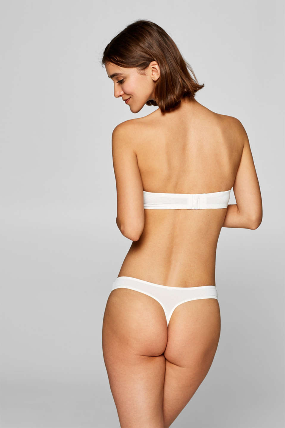 Bottoms, OFF WHITE, detail image number 2