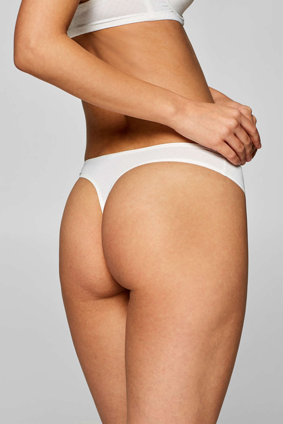 Bottoms, OFF WHITE, detail image number 3