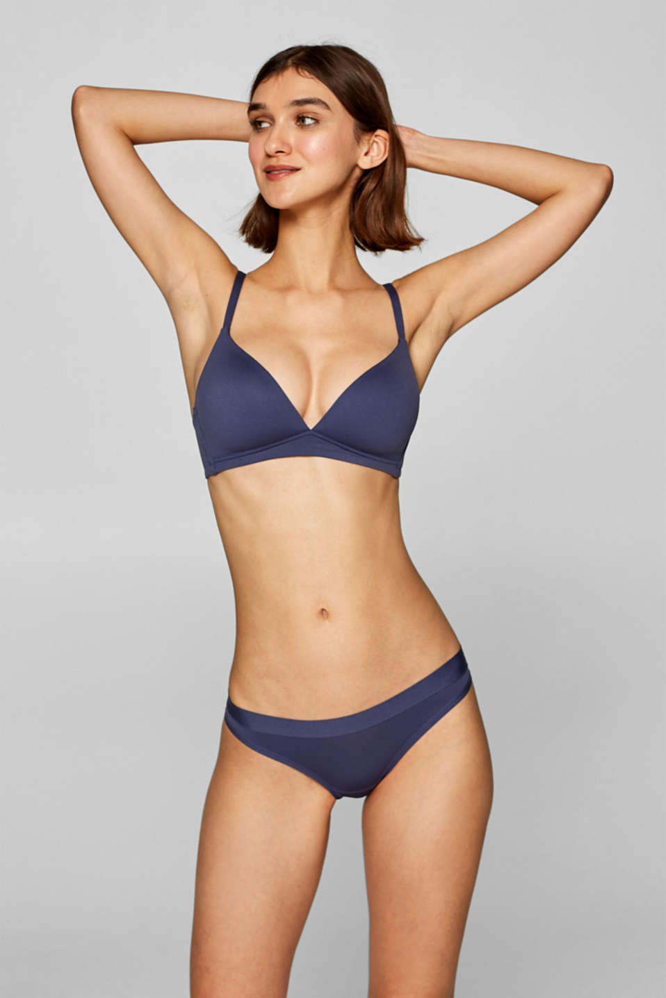 Esprit - AIR hipster-slip met basic look