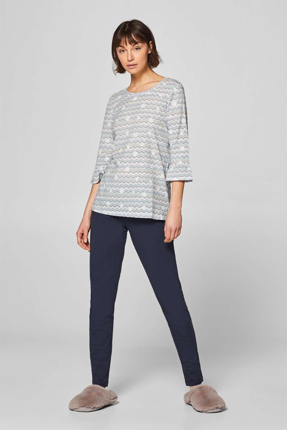 Pyjamas, OFF WHITE, detail image number 0