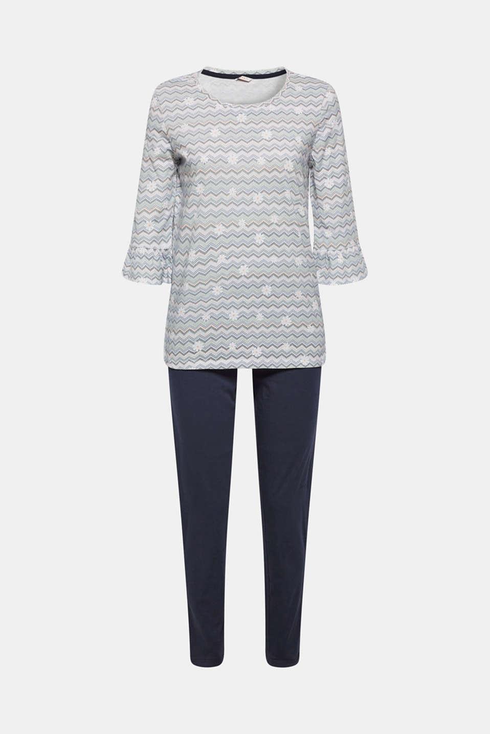 Pyjamas, OFF WHITE, detail image number 5