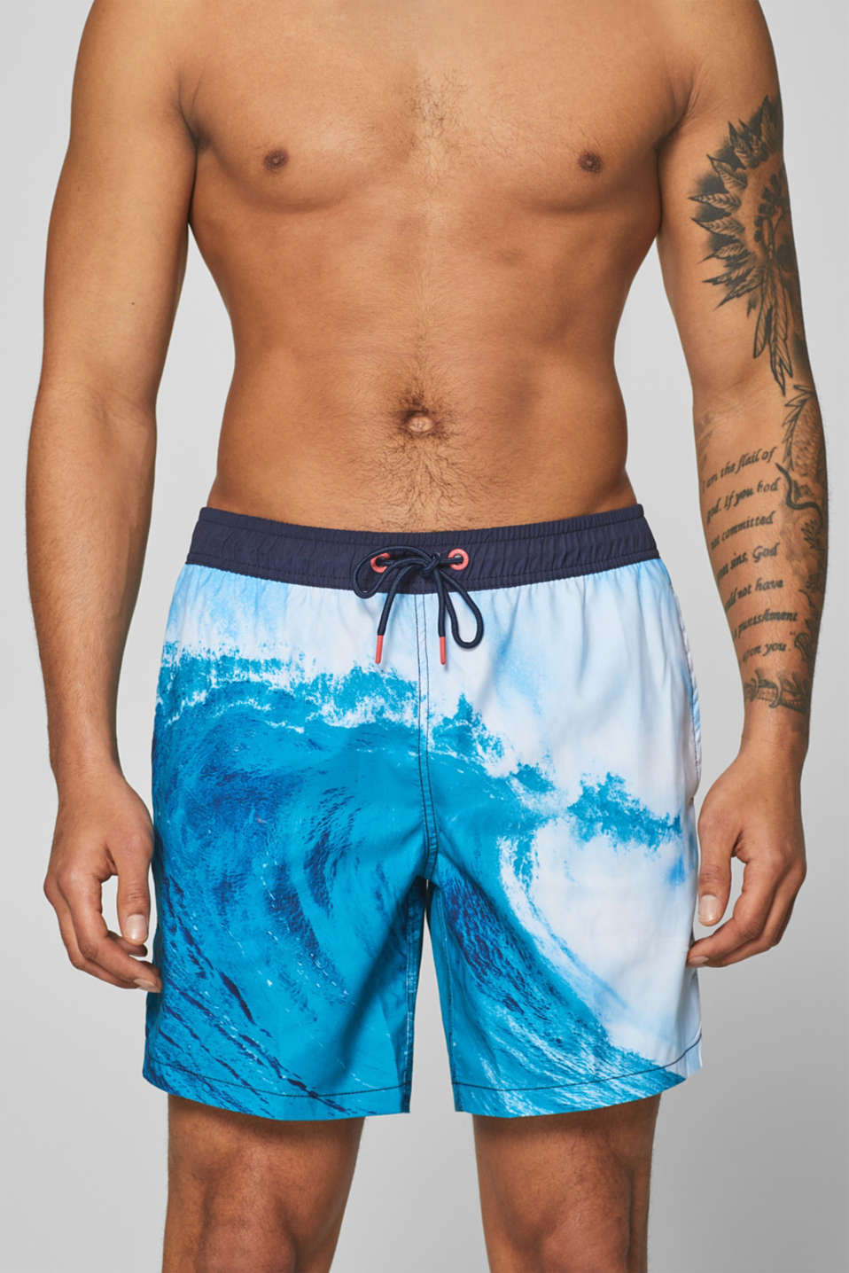 Beach Bottoms, BRIGHT BLUE, detail image number 2