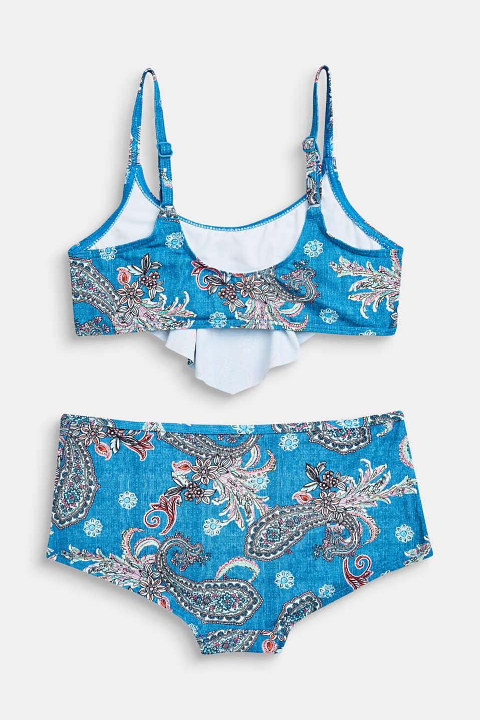 Bikini Sets wireless, DARK BLUE, detail image number 1