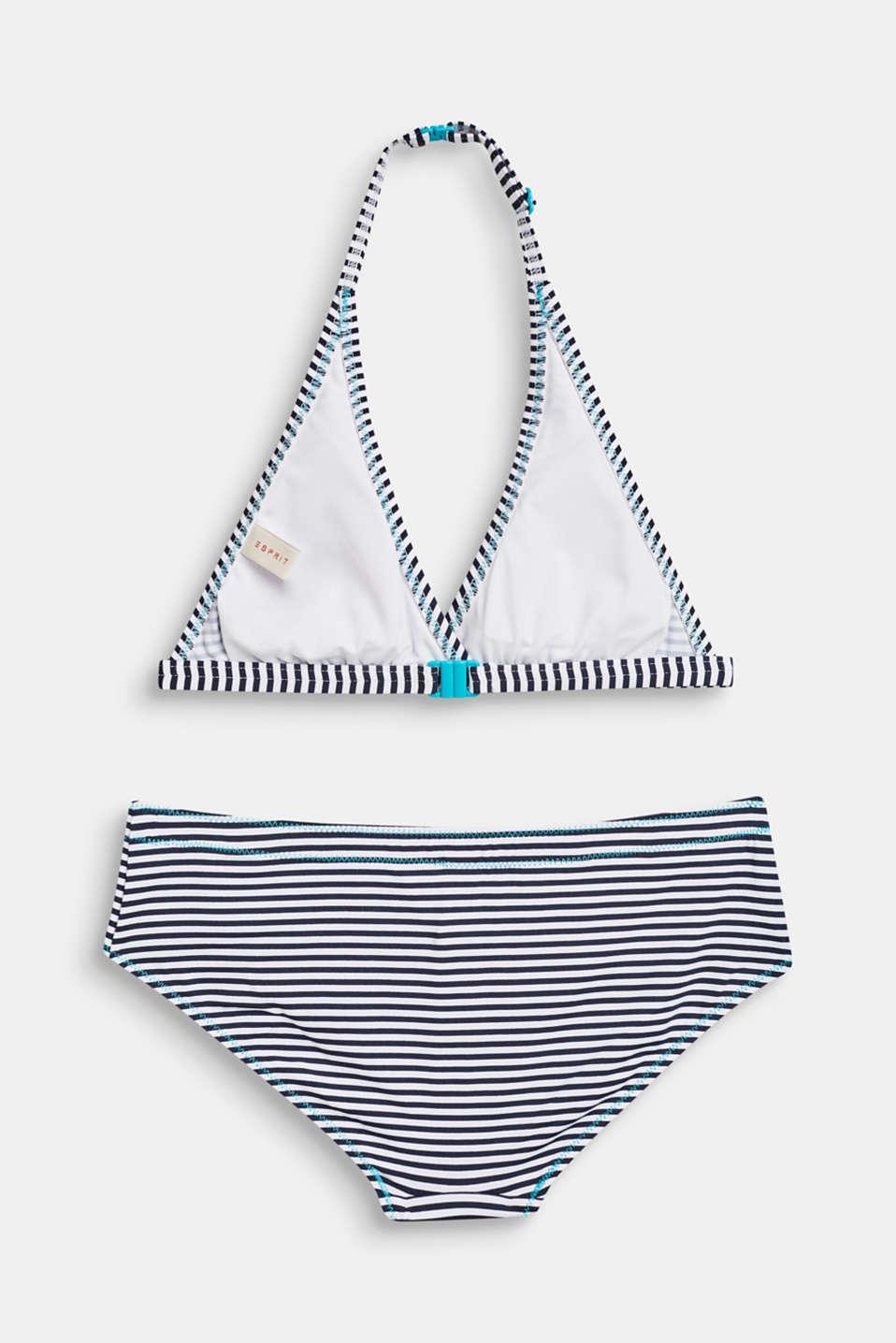 Bikini Sets wireless, NAVY, detail image number 1