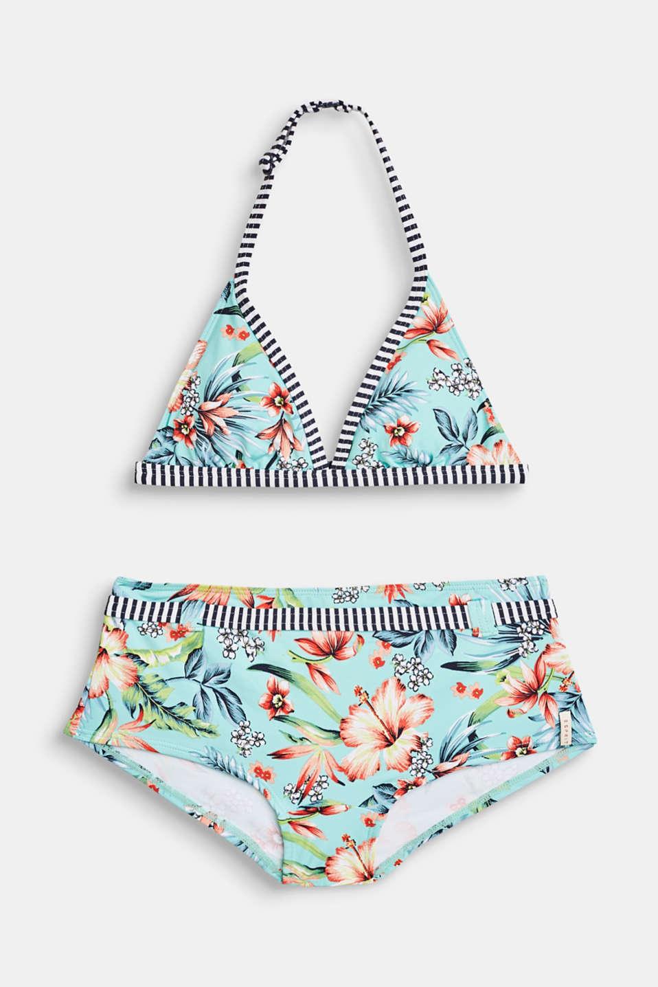 Bikini Sets wireless, TURQUOISE, detail image number 0