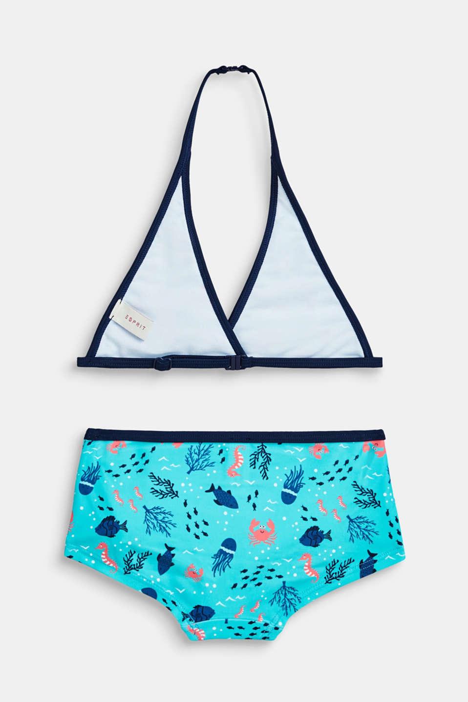 Bikini Sets wireless, TURQUOISE, detail image number 1
