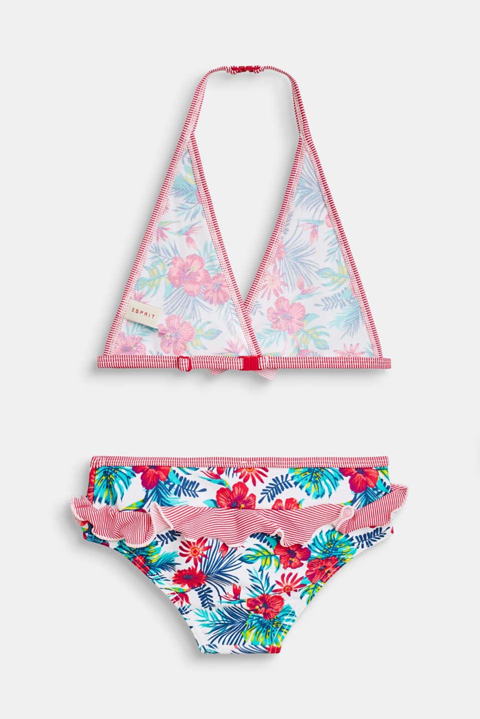 Bikini Sets wireless, PINK FUCHSIA, detail image number 1