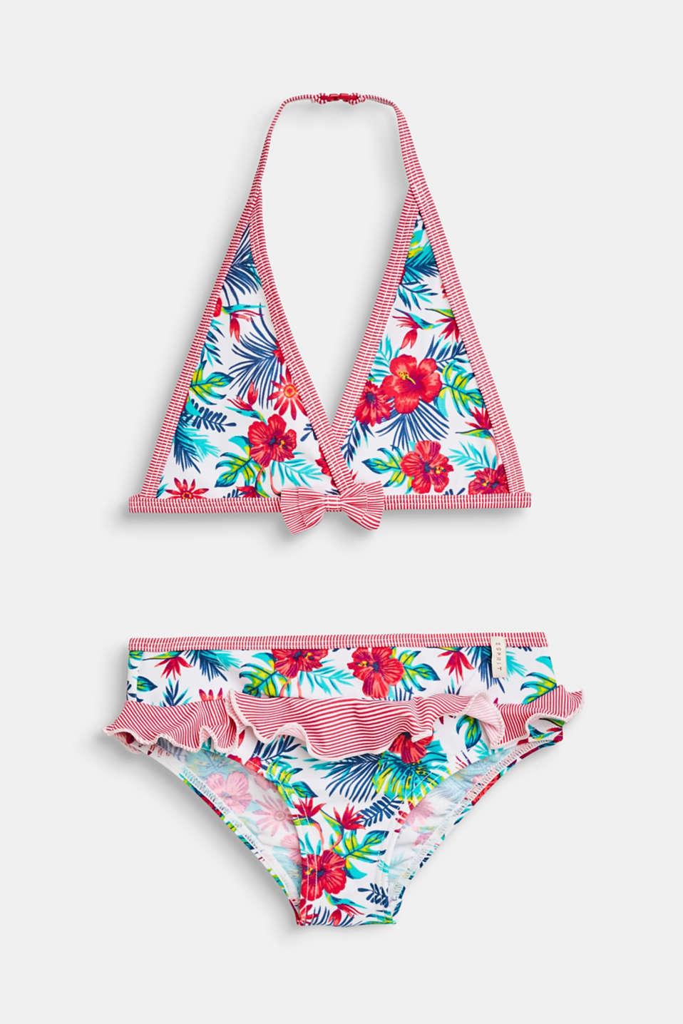 Bikini Sets wireless, PINK FUCHSIA, detail image number 0