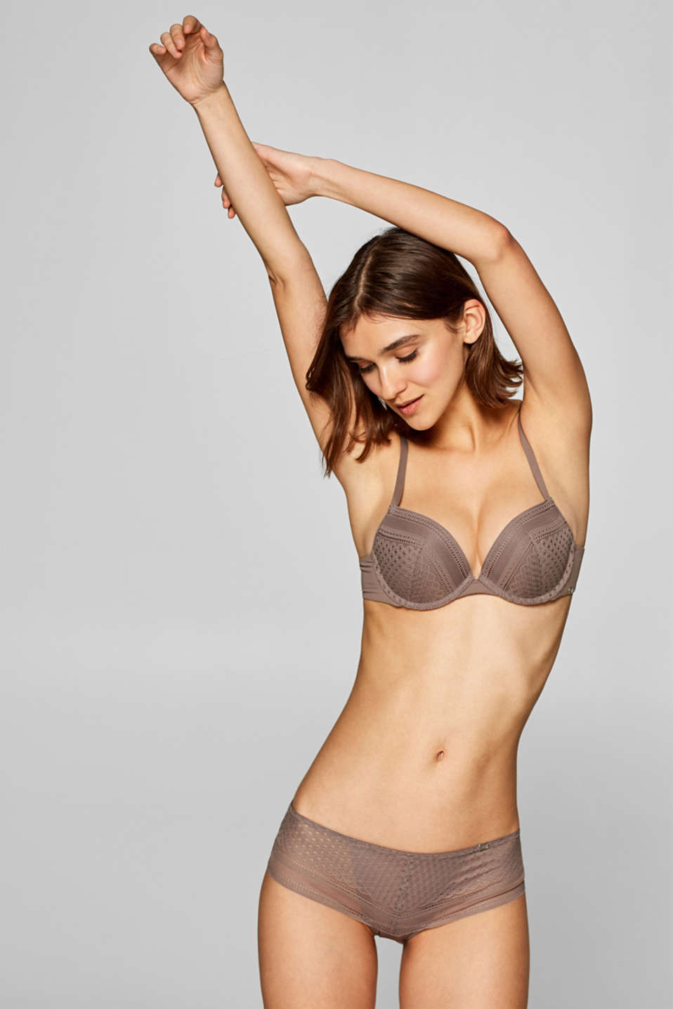 Esprit - NYE push-up-bh van kant