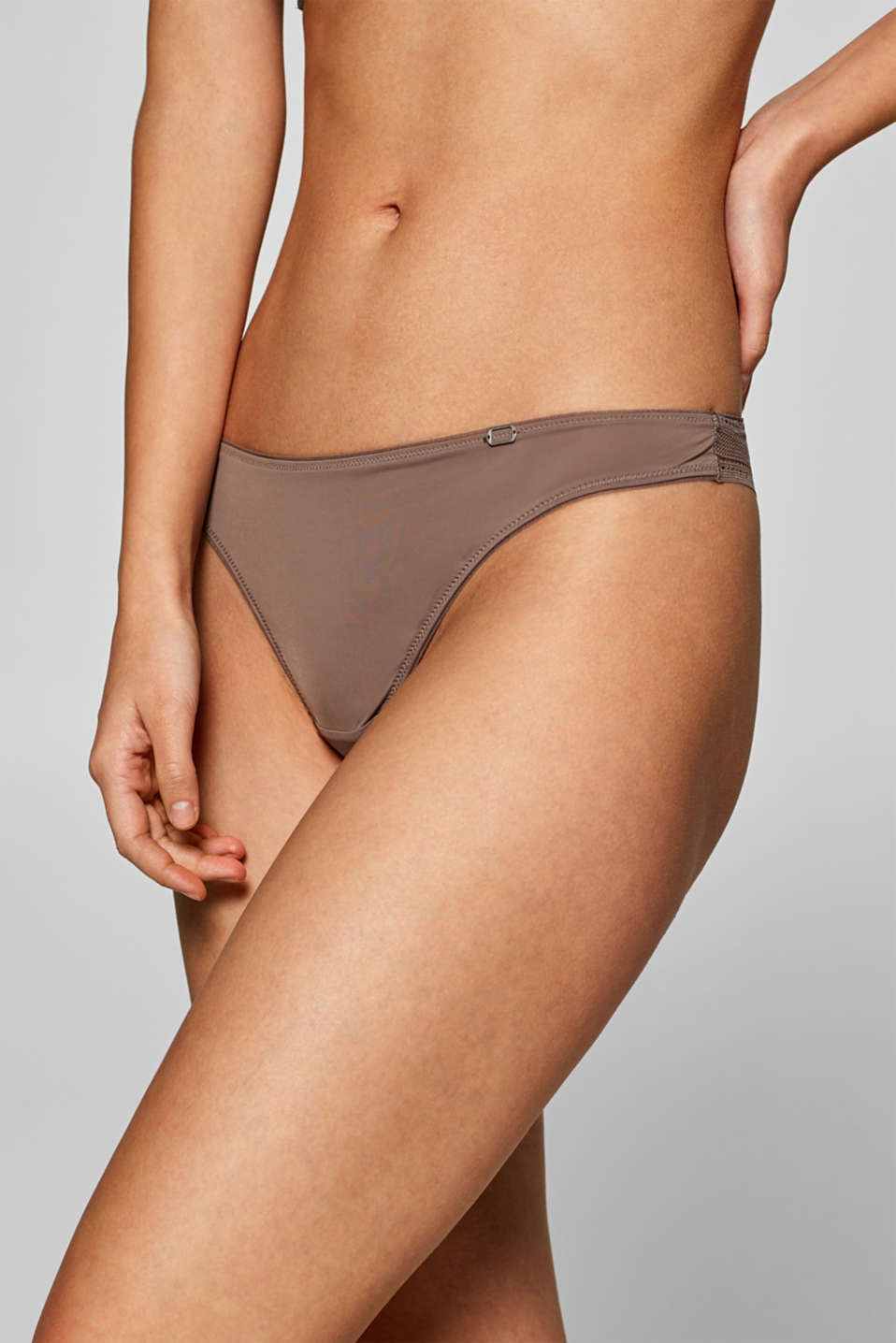 Bottoms, TAUPE, detail image number 1