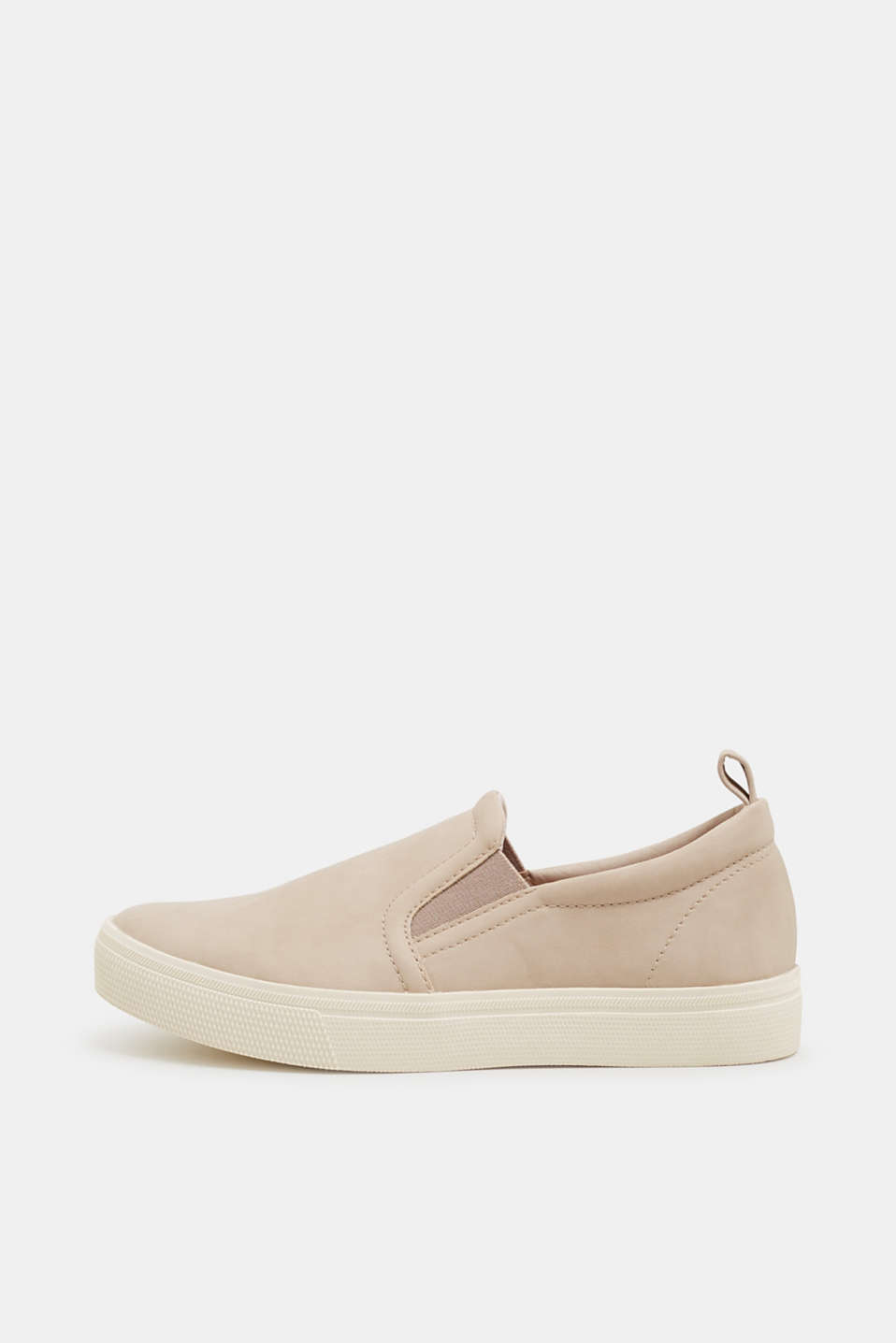 Esprit - Slip On-Sneaker in Nubuk-Optik