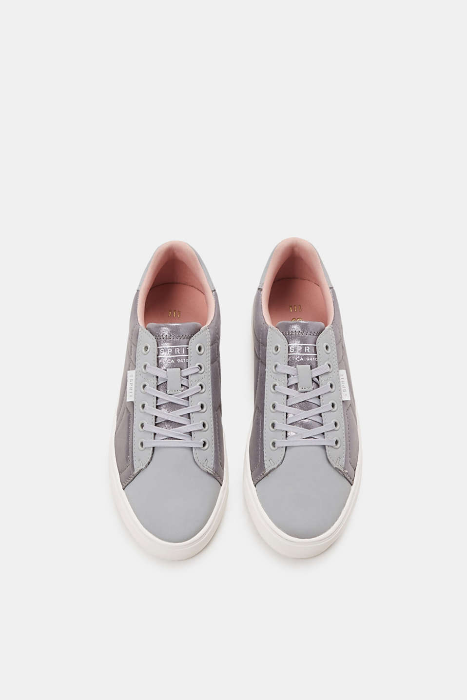 Casual Shoes textile, GREY, detail image number 1