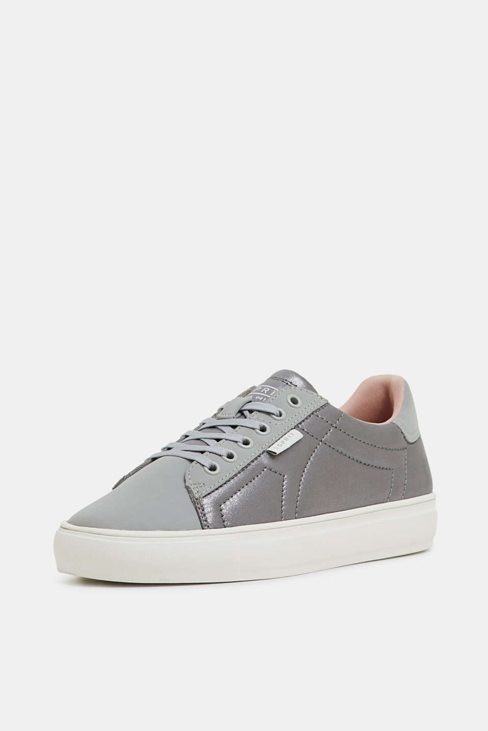 Casual Shoes textile, GREY, detail image number 2