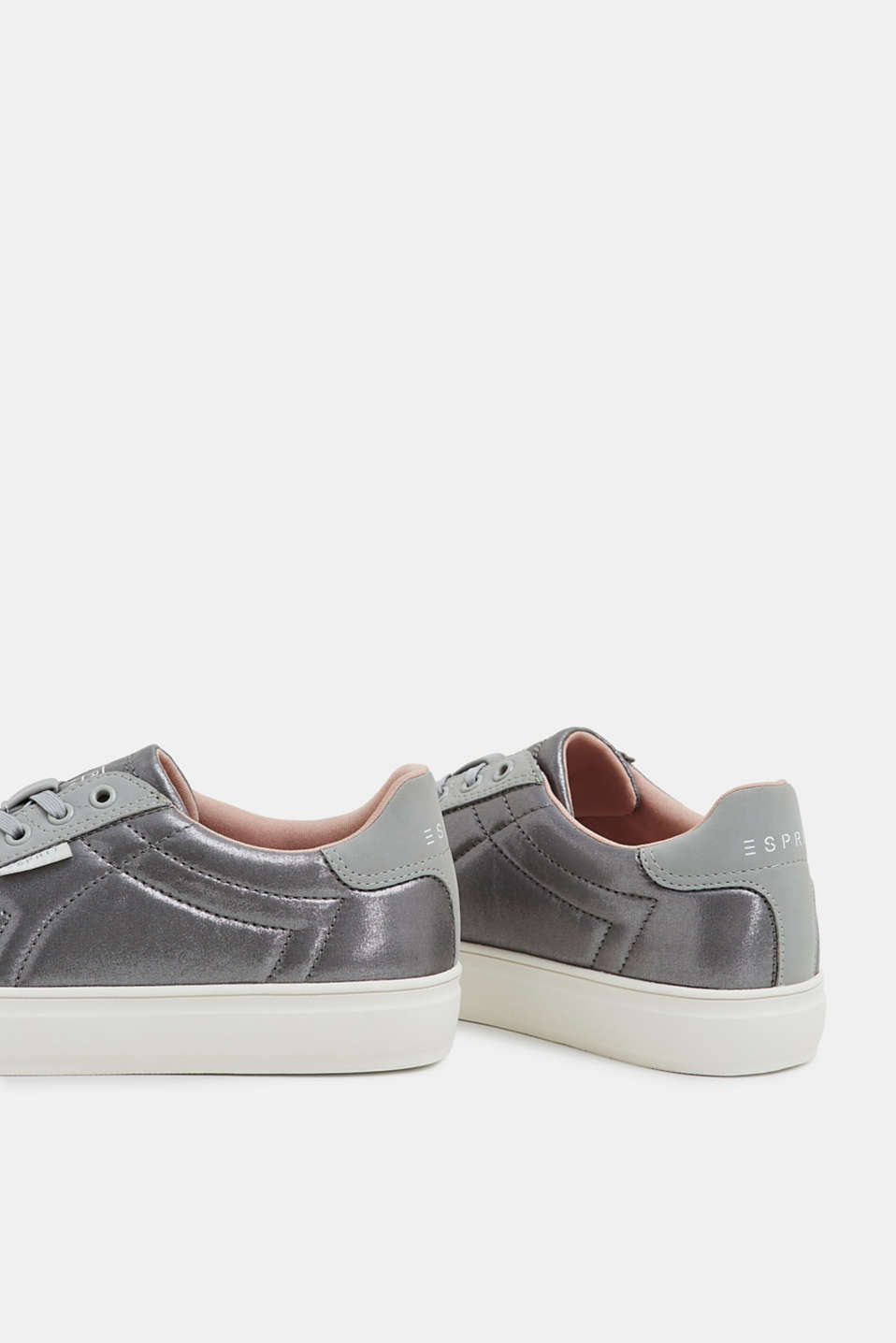 Casual Shoes textile, GREY, detail image number 5