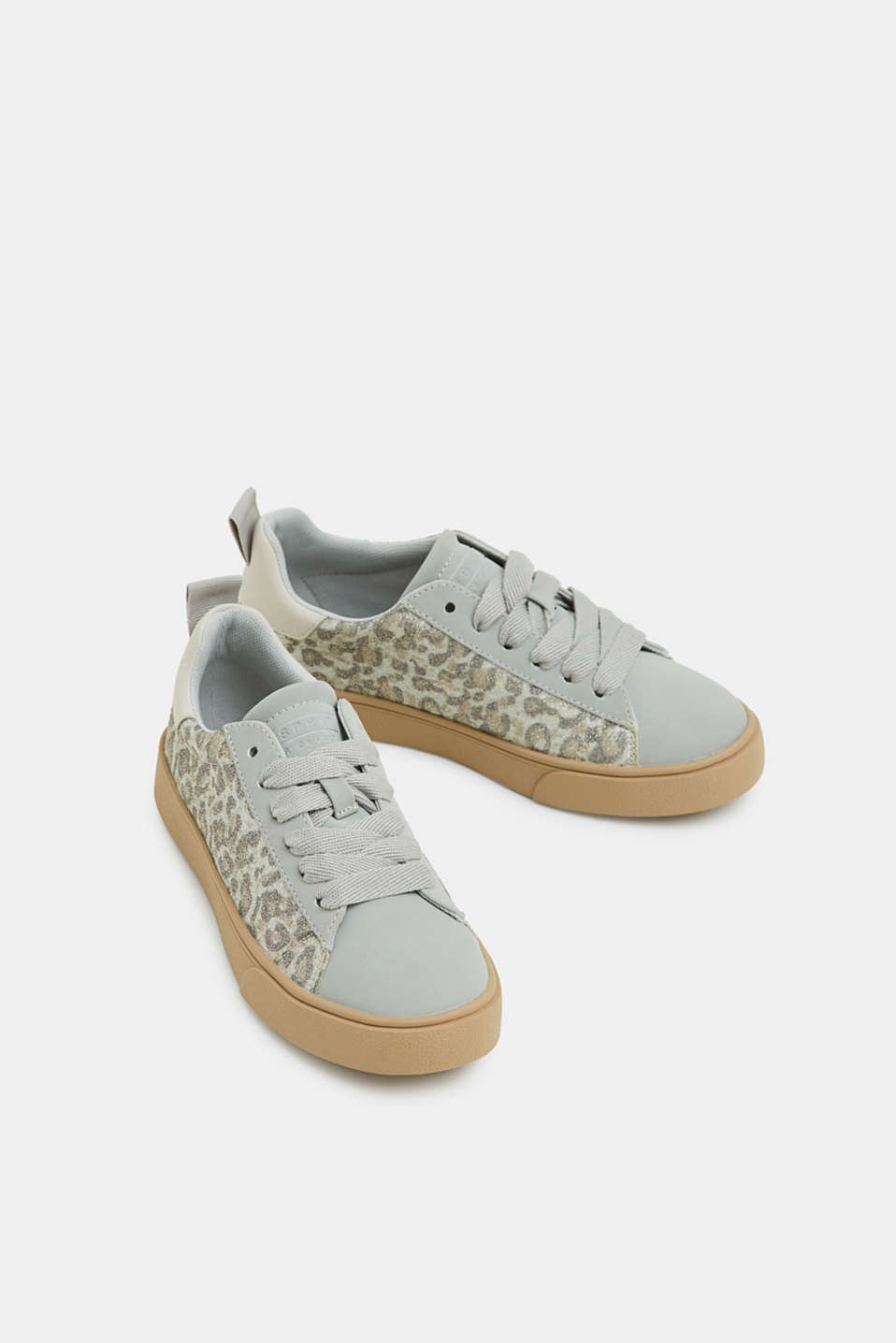 Casual Shoes textile, LIGHT GREY, detail image number 6