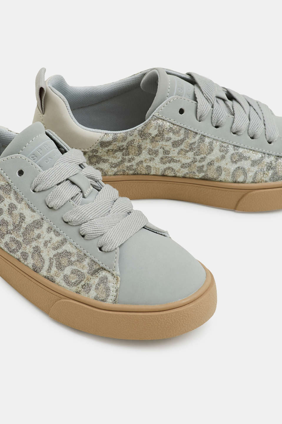 Casual Shoes textile, LIGHT GREY, detail image number 4