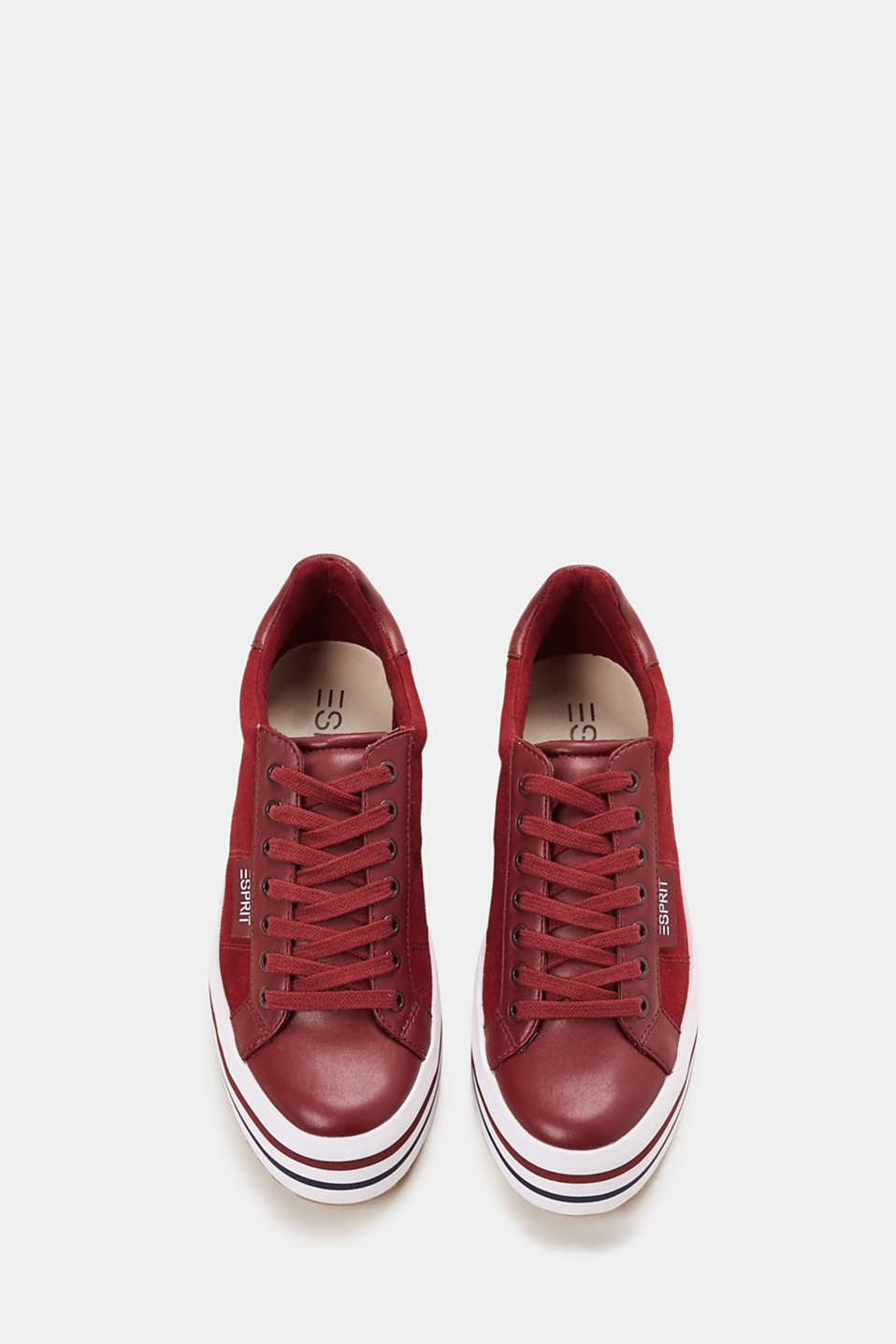 Casual Shoes others, CHERRY RED, detail image number 1