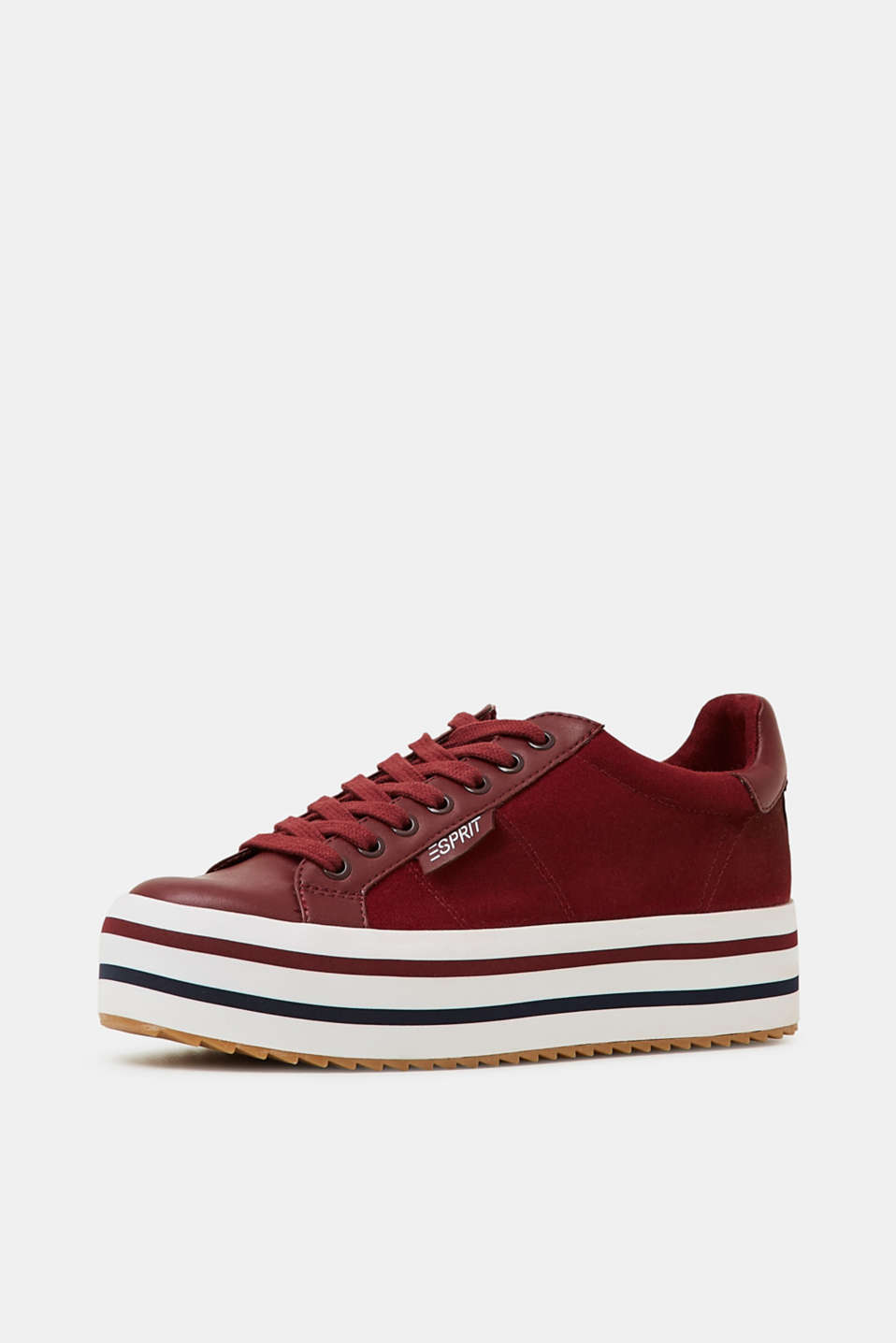 Casual Shoes others, CHERRY RED, detail image number 2