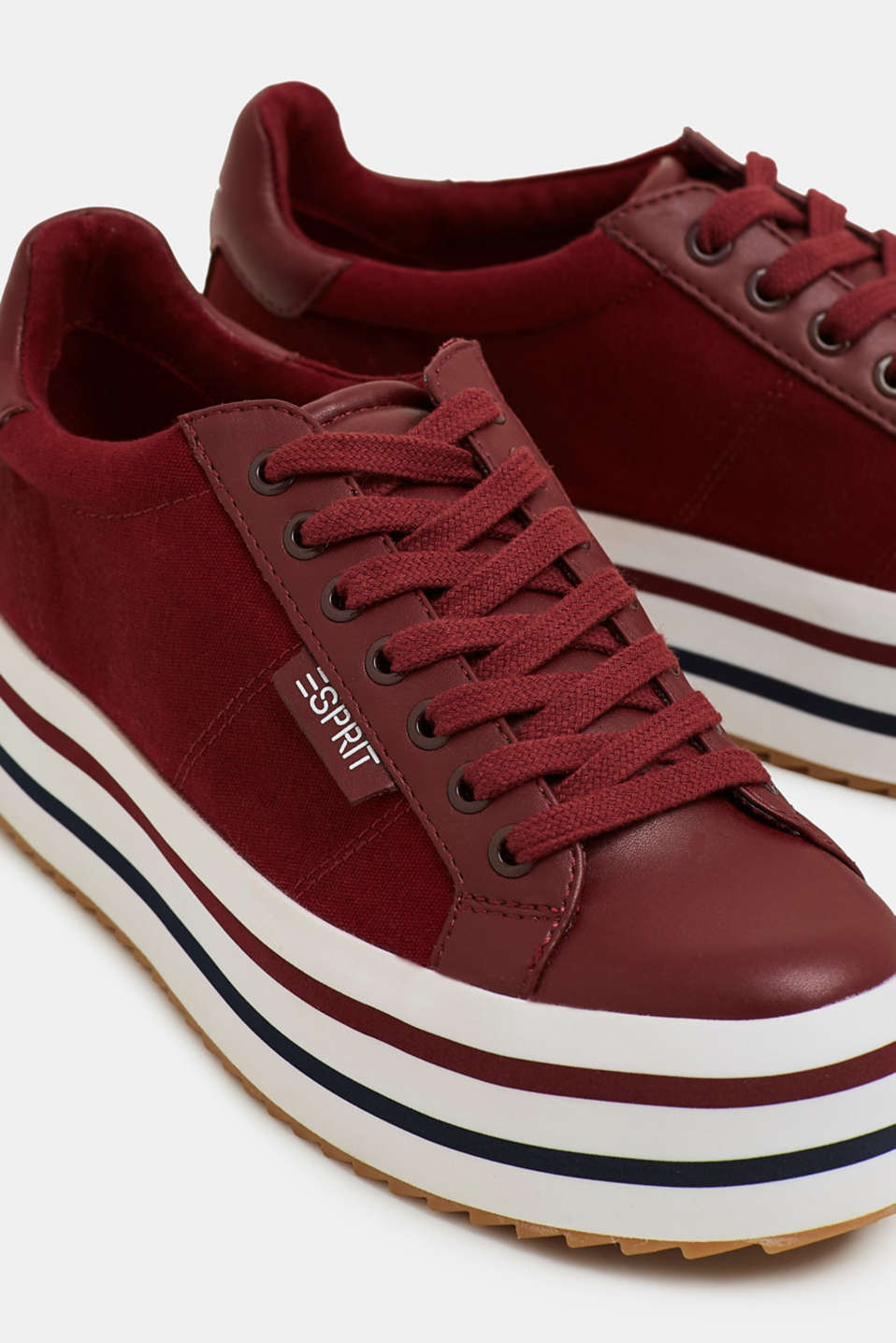 Casual Shoes others, CHERRY RED, detail image number 4