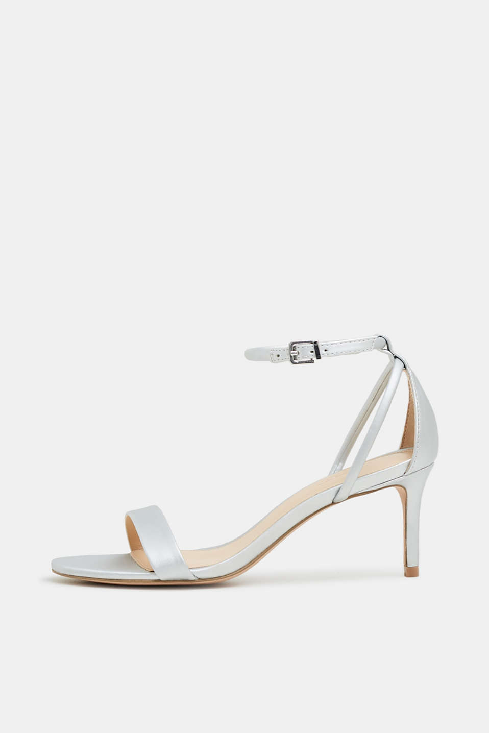 e3936f1d1fd Esprit - Strappy sandals with a matt
