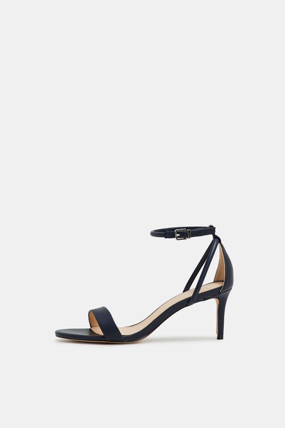 Esprit - Faux leather sandal