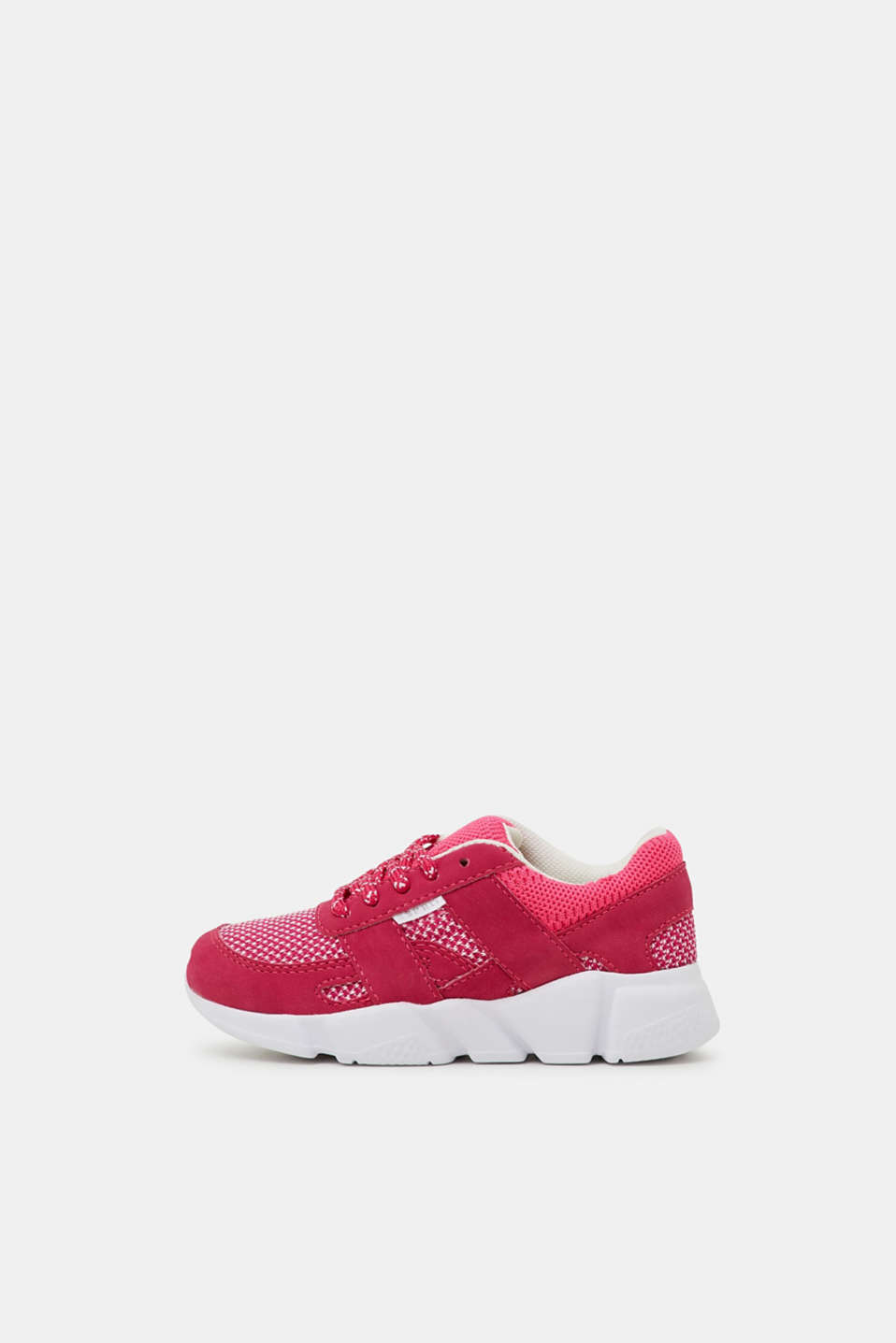 Esprit - Trainers in a material mix